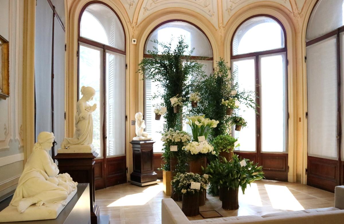 Genova Nervi - Galleria d'Arte Moderna - Euroflora 2018 (foto Isolaria Pacifico)