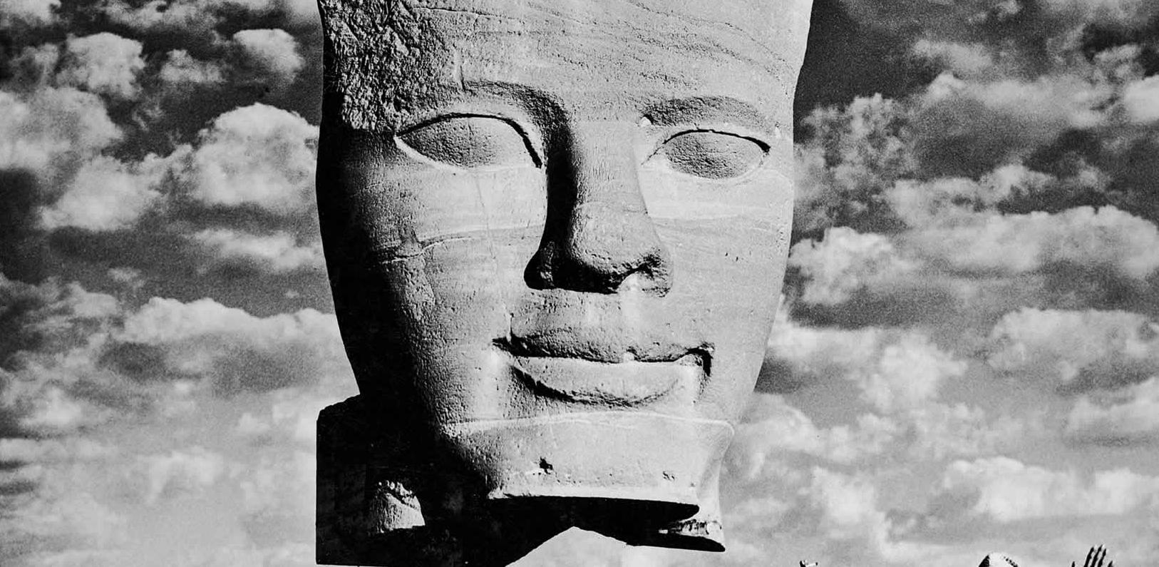 Cyclopica - Abu Simbel, Egitto - 1966