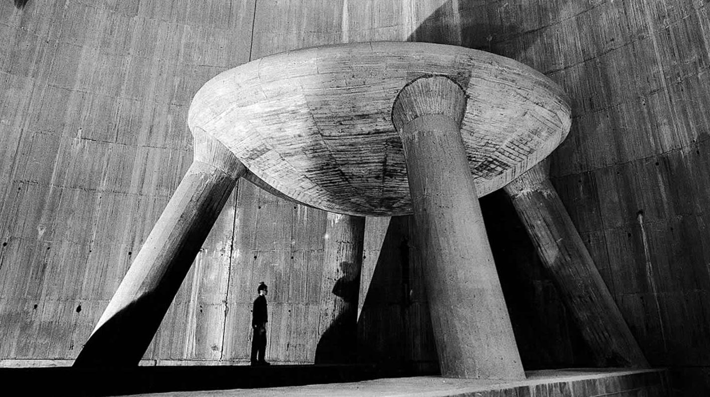 Cyclopica - Centrale Idroelettrica, Italia - 1971