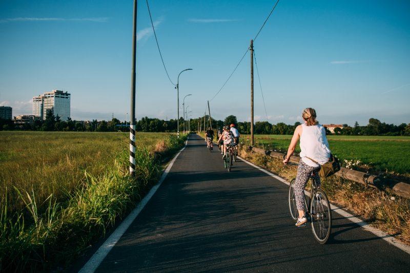 100 Km In Bici Tra Periferie E Hinterland Di Milano Il Nostro