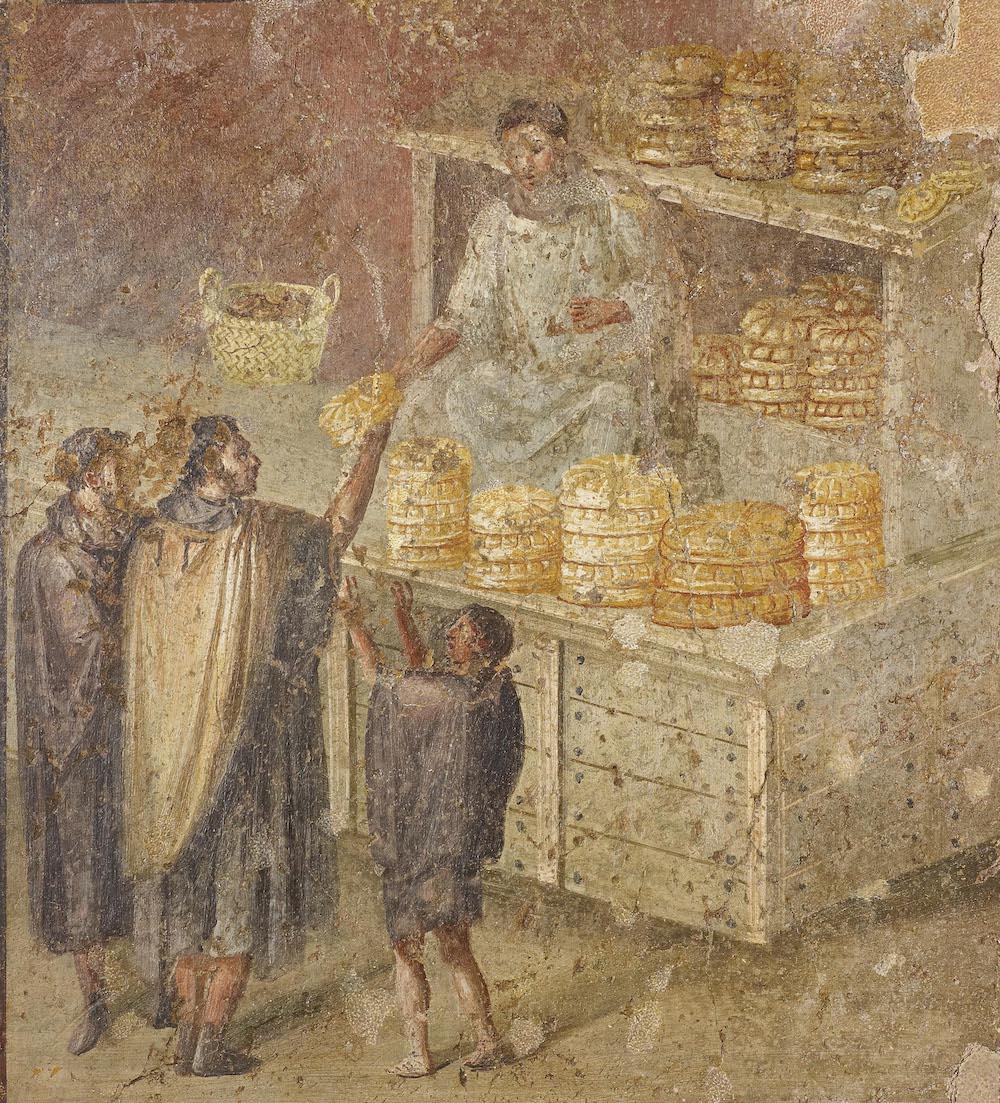 Cupid (c) Parco Archeologico di Pompei