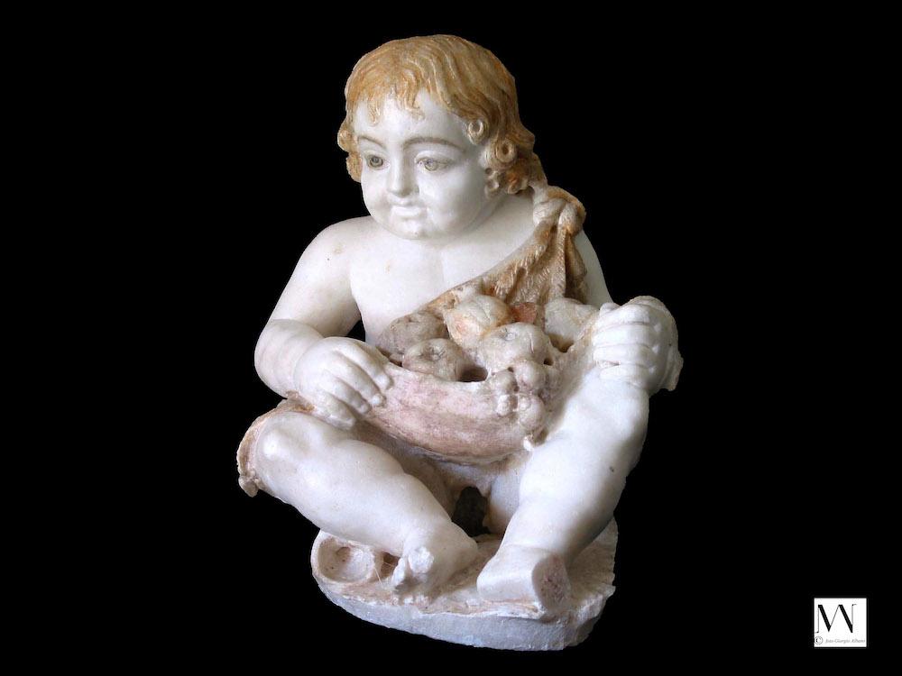 Cupid (c) Parco Archeologico di Pomp