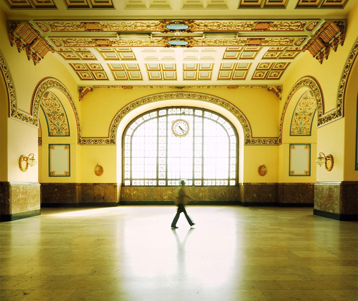 La stazione ferroviaria di Haydarpasa a Istanbul