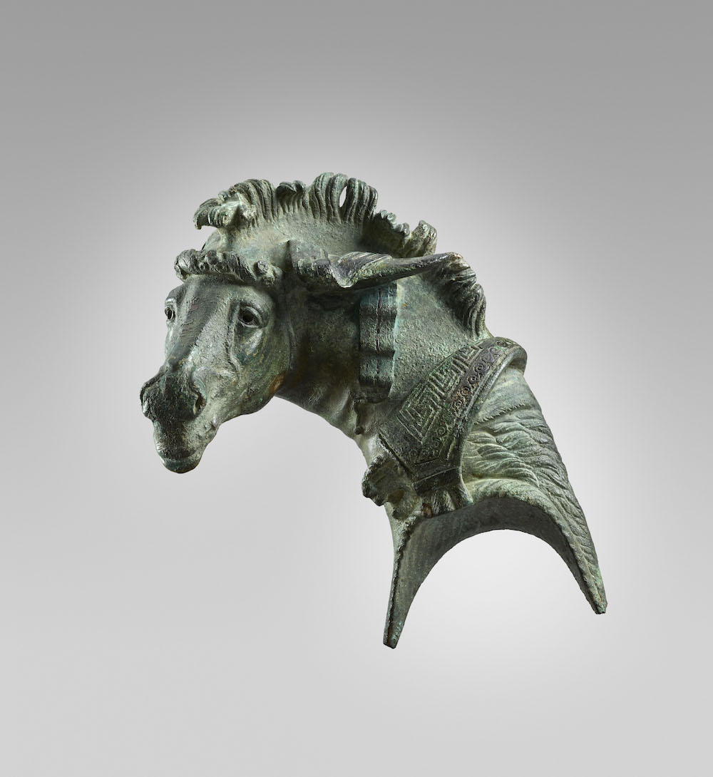 Horse (c) Ashmolean Museum, University of Oxford