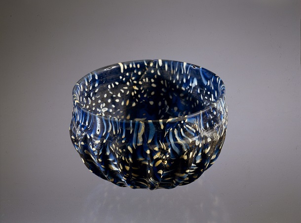 Glass cup, Parco Archeologico di Pompei