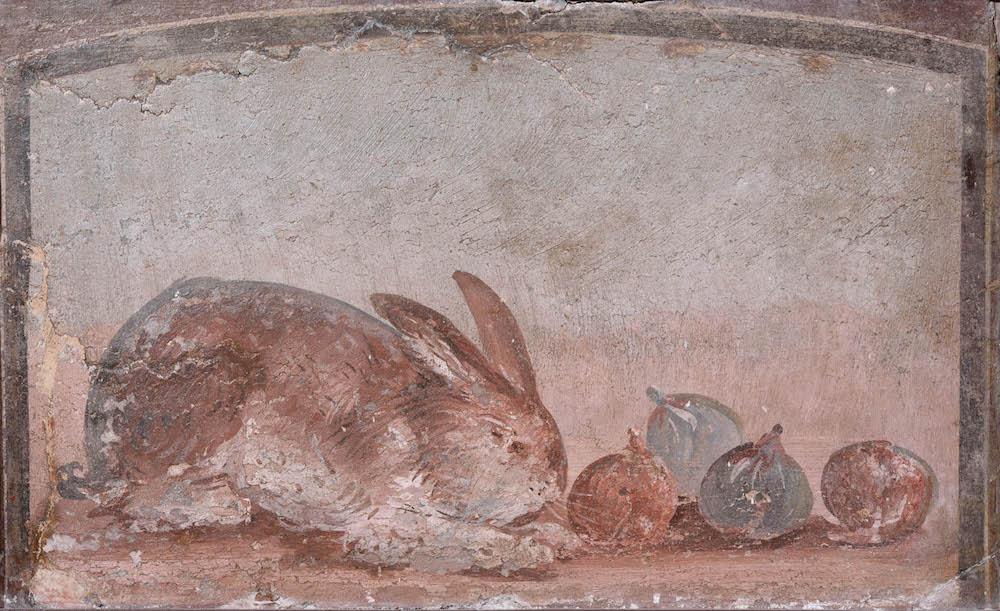 Rabbit (c) Museo Archeologico Nazionale di Napo