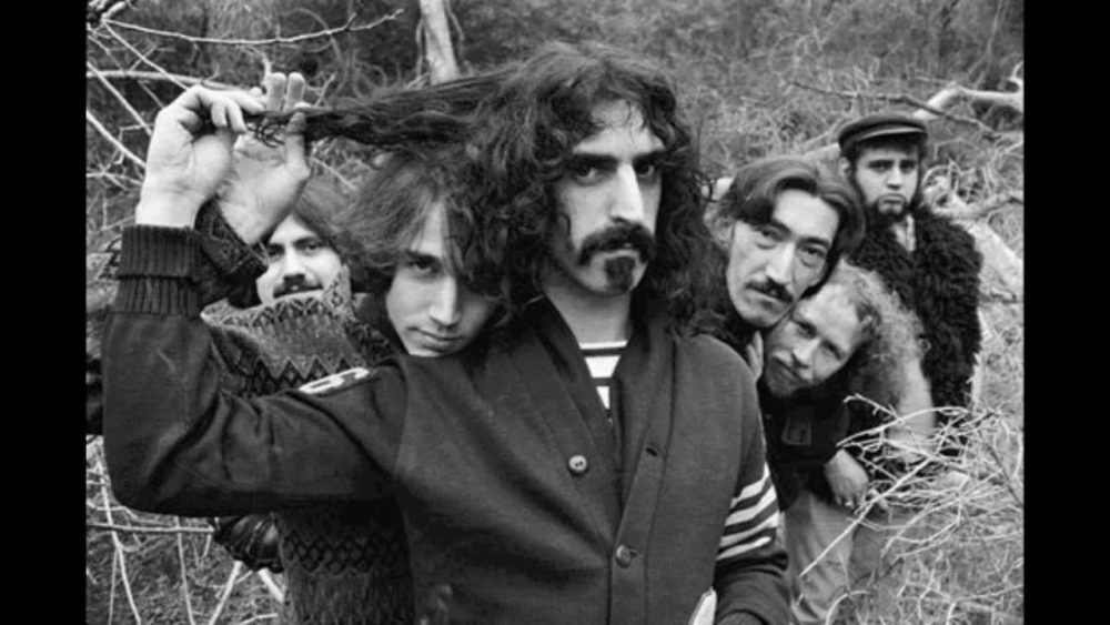 Frank Zappa e le Mothers Of Inventions