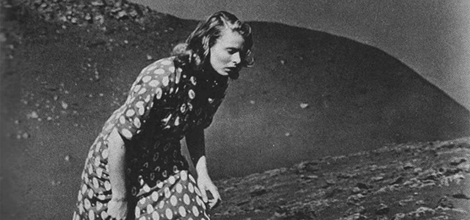 Ingrid Bergman nella parte di Karin