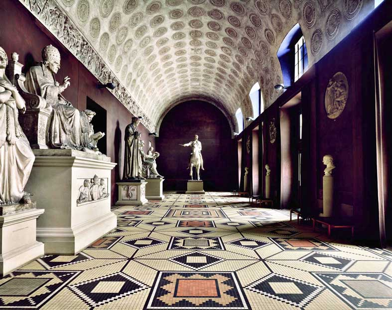 Museo Thorvaldsen, Copenaghen