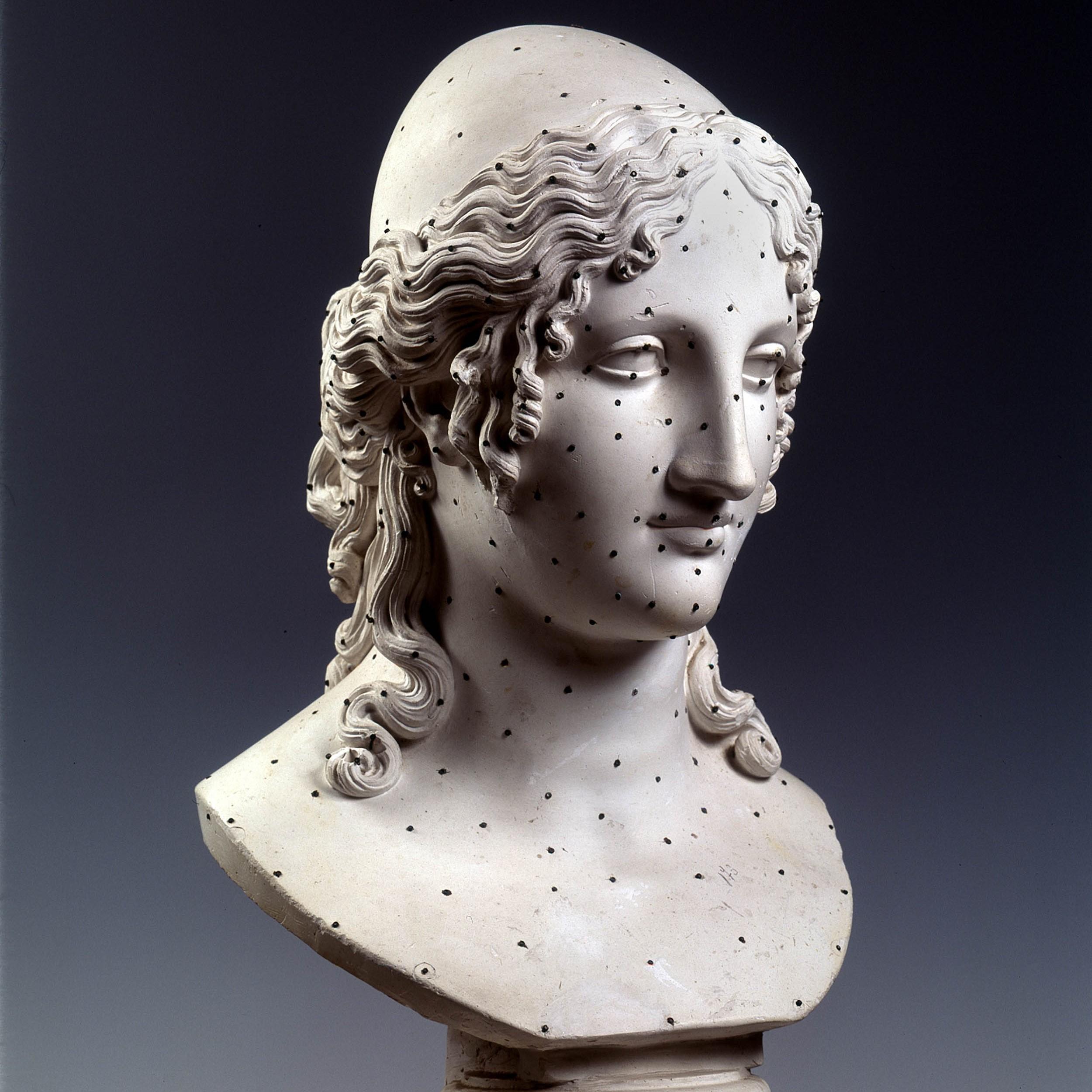 Antonio Canova. Elena., 1812, Possagno, Gipsoteca.