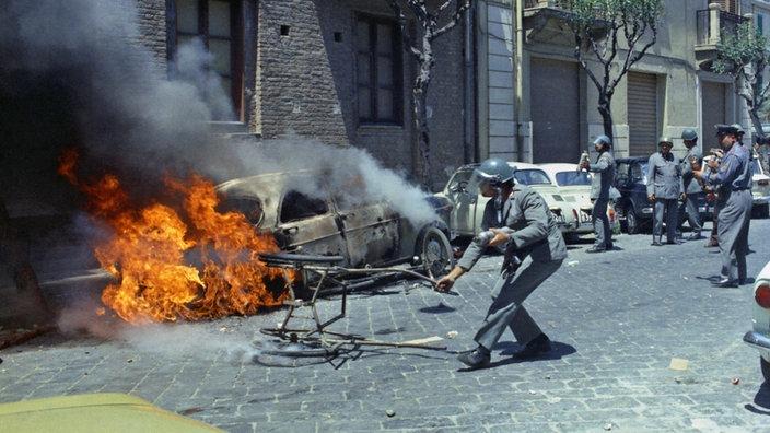 Moti di Reggio 1970