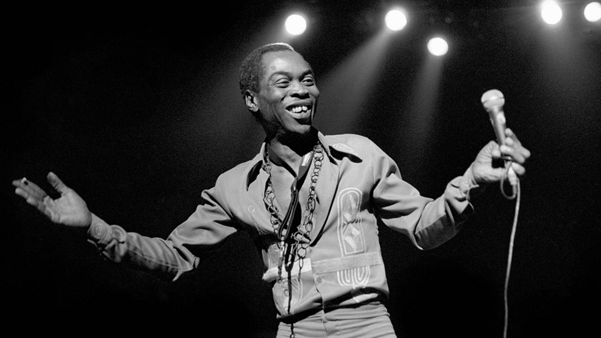 Afrobeat Fela Kuti 2