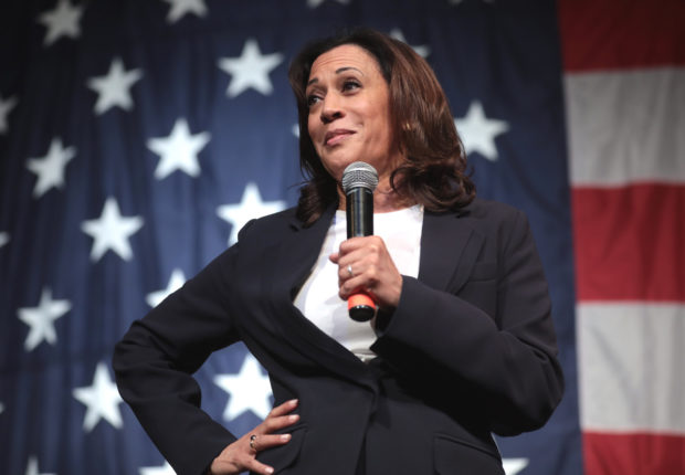 Kamala Harris Flag