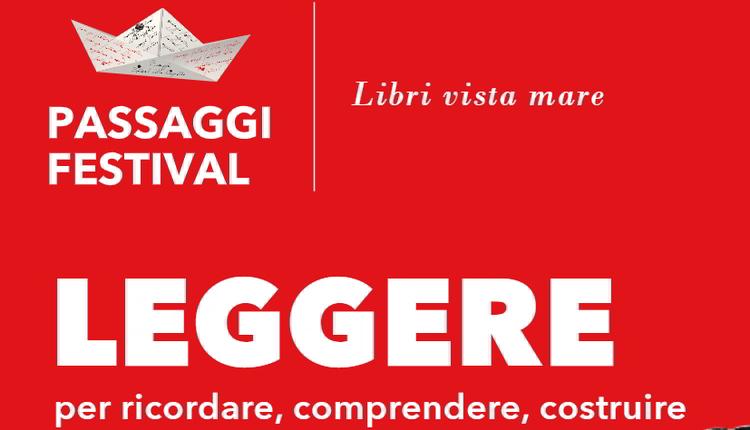 Passaggi Festival 2020 slogan