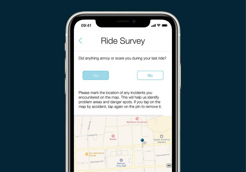 I dati raccolti dalla luce sono consultabili in tempo reale su piattaforma in cloud e su app mobile