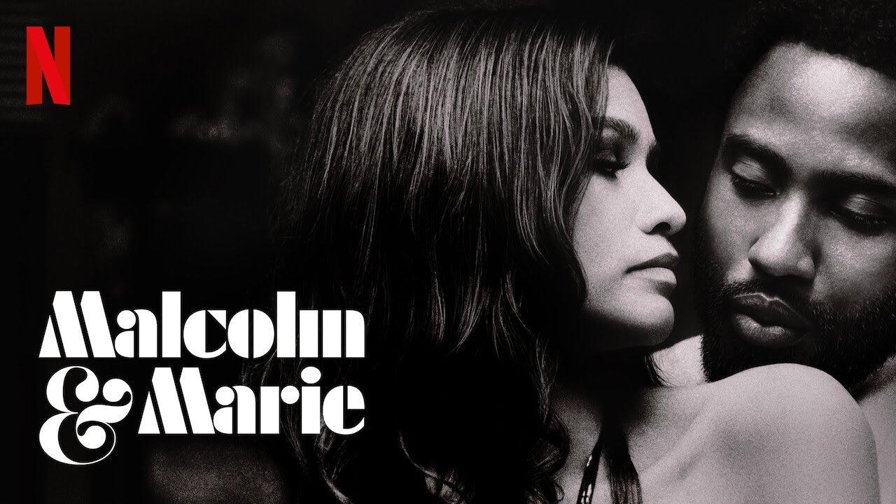 MALCOM & MARIE recensione film
