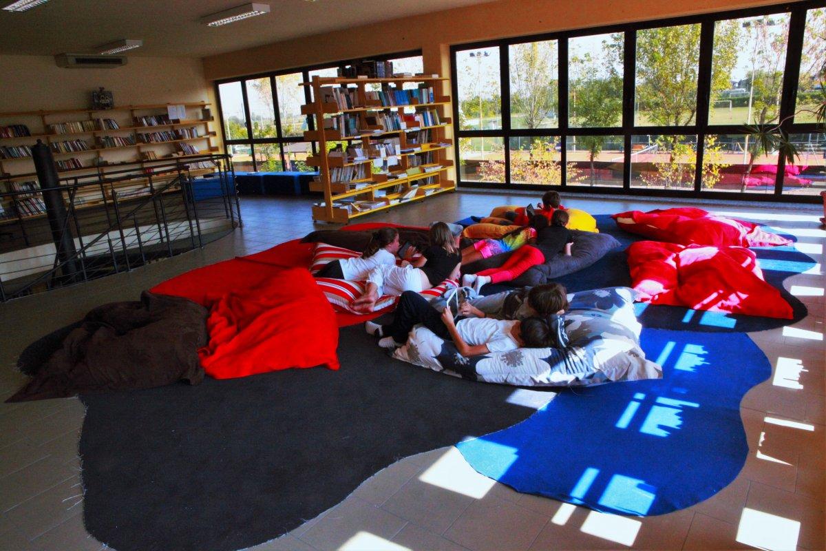 Biblioteca scolastica Osvaldo, Istituto comprensivo statale di Cadeo e Pontenure