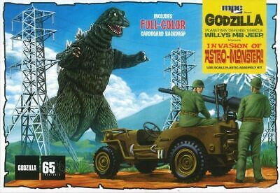 Godzilla con esercito