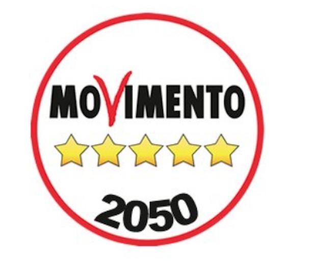 """La proposta di un nuovo simbolo per il """"Movimento 2050"""""""