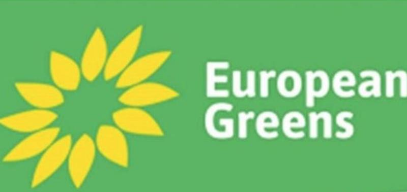 Simbolo dei Verdi Europei